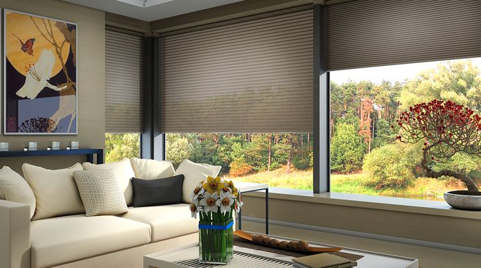 This Easter check out perfect blinds for #CellularBlinds at 15%* off in a range of textures, colors and cell sizes.