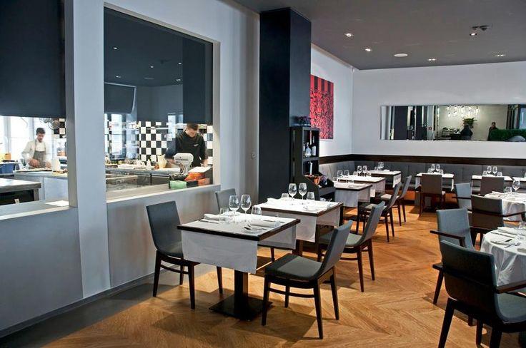 Gourmet restaurant Nolita in Warsaw