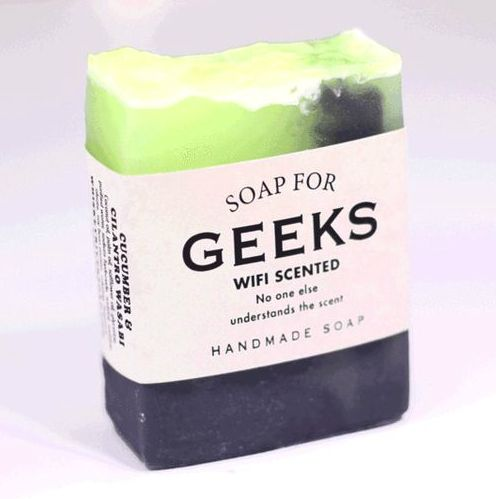Soap for Geeks | Giftiesaur | Unique and practical gifts for everyone