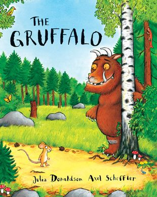 THE GRUFFALO - one of my kids favourite  book