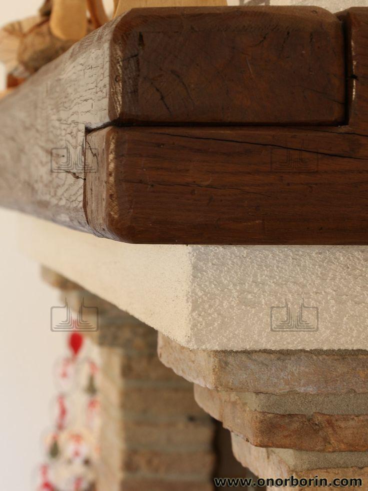 caminetto rustico in mattoni - Cerca con Google