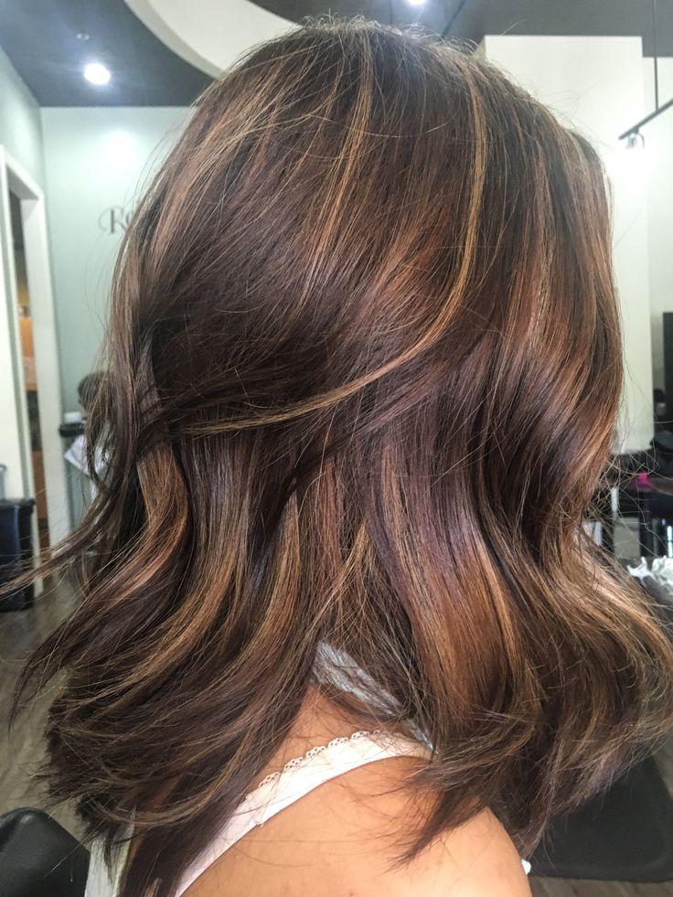 the 25 best auburn hair with highlights ideas on