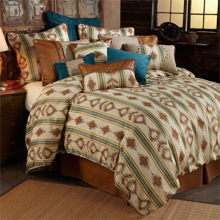Alamosa Western Bedding Rustic Comforter Collection