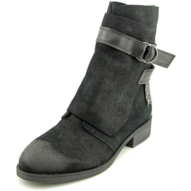 """Fergie Women's Neptune Boot, Black, 10 M US. Heel Height: 1"""". Shaft Height: 4.5"""" (Size 6). Circumference: 12"""" (Size 6). Origin: Imported. Fit: True to Size."""