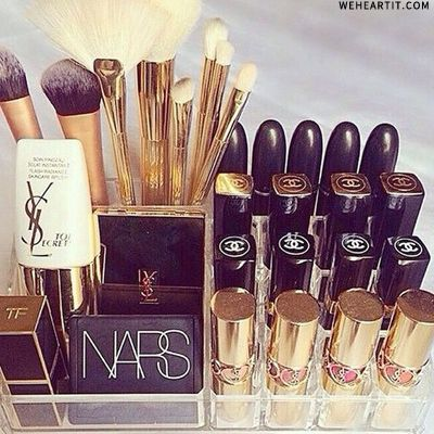 Organising your make up