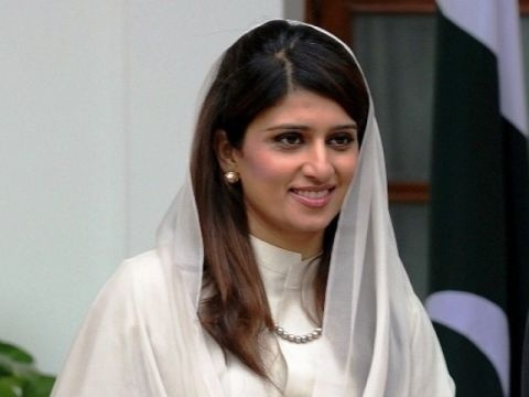 Pakistan Foreign Minister Hina Rabbani blames India for making disappointing statements