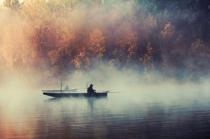 #Misty #Nature #Photography #fishing