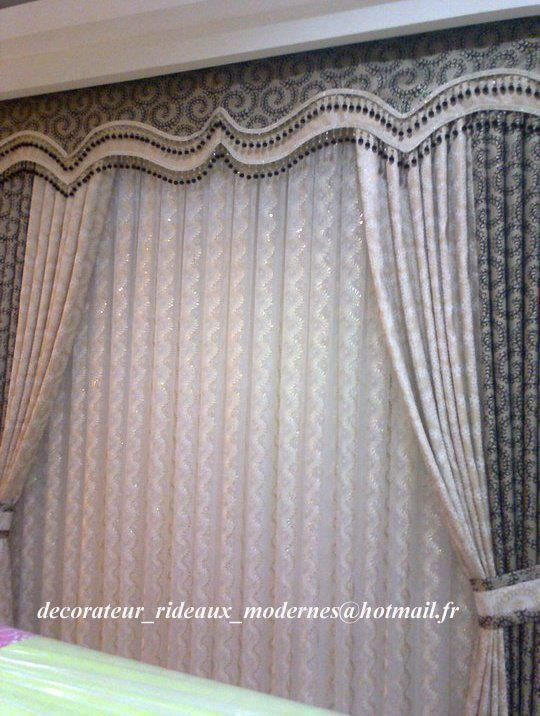 double valance