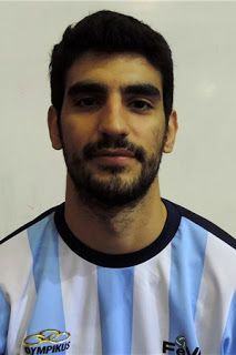 Famous Volleyball Players - Martin Ramos