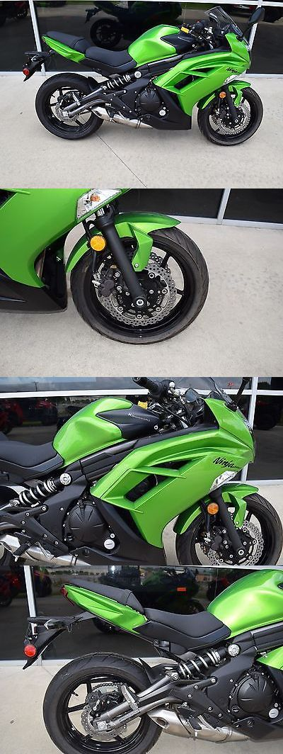motorcycles And scooters: 2012 Kawasaki Ninja Brand New 2012 12 Kawasaki Ninja Ex650 650 650R Buy It Now $5299 Close Out Price -> BUY IT NOW ONLY: $5499 on eBay!