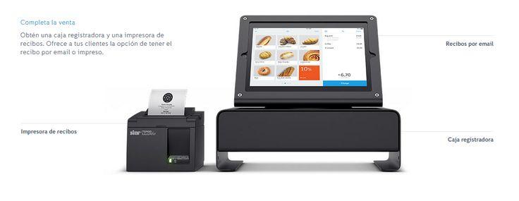 Un iPad (iOS) o Tablet (Android) con Datos o Acceso a WiFi Un caja registradora automatica Bluetooth Una Impresora Termica de Tickets Bluetooth Un Lector de Tarjetas de Crédito y Débito y iZettle (app) !Y Comienza Tu Propio Negocio, desde pequeño, a tener una imagen de Gran Empresa!