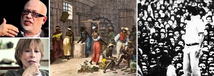Fonte: Escravos não deveriam sair da senzala, Pondé? | Brasil 24/7