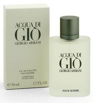 Acqua Di Gio Cologne For Men By Giorgio Armani Spring Scents