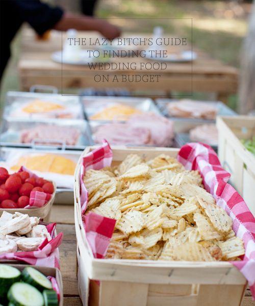 17 Best Ideas About Budget Wedding Foods On Pinterest