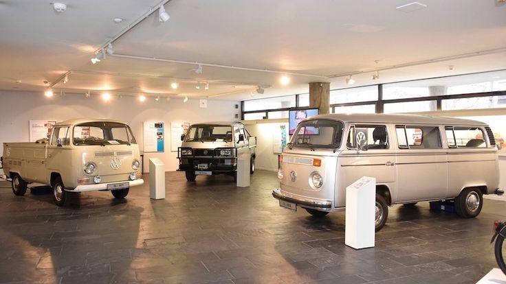 Volkswagen VW fête les 60 ans du Combi à Hanovre | BeCombi