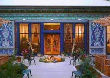 Boulder, Colorado Tea House