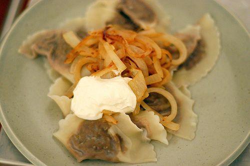Wild Mushroom Pirogies | Food | Pinterest