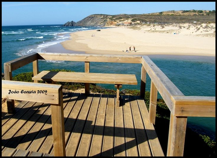Beach of Amoreia - Aljezur, Algarve
