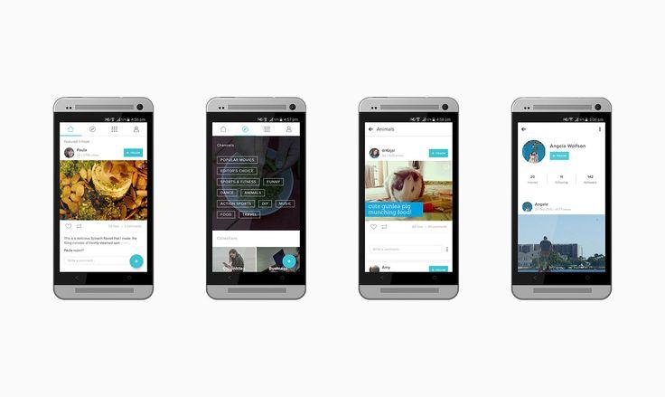 Magisto Andriod App. Create Video App | CognitiveClouds Portfolio