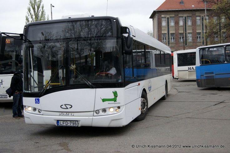 LFD-796 Debrecen Helyközi Autóbusz-Állomás 18.04.2012