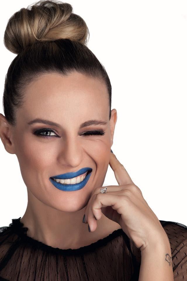 H Ελεονώρα Μελέτη είναι το τέλειο πρόσωπο για τη σειρά Μακιγιάζ Mark! της Avon! Τολμηρή και αποφασιστική, εναρκώνει τη δυναμική γυναίκα του σήμερα