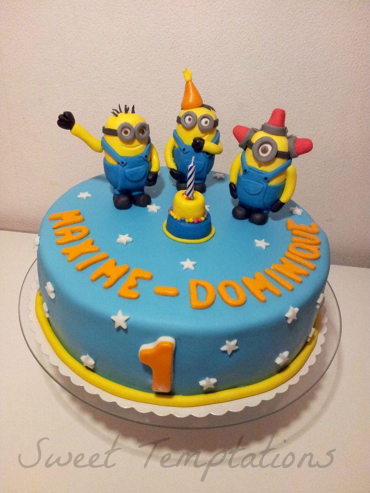 Minion Image For Birthday Cake