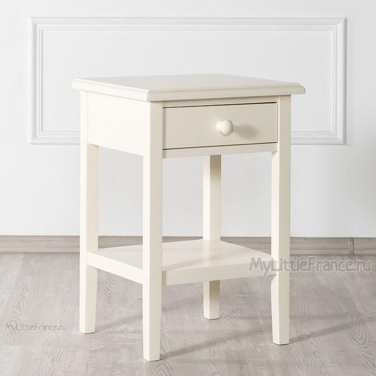 Прикроватная тумбочка Floris - Тумбочки, туалетные столики - Спальня - Мебель по комнатам My Little France