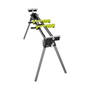 Ryobi Miter Saw Stand Green A18MS01G at The Home Depot - Mobile