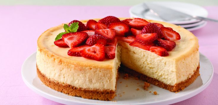 PHILADELPHIA Classic Cheesecake - AOL Food