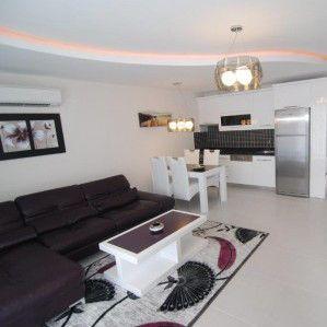 Роскошные апартаменты 1+1 и 3+1 в Махмутларе, Алании. Всего 350 метров от пляжа и 500 метров от центра города. Отличная возможность для инвестирования в дом вашей мечты в Алании, Турции