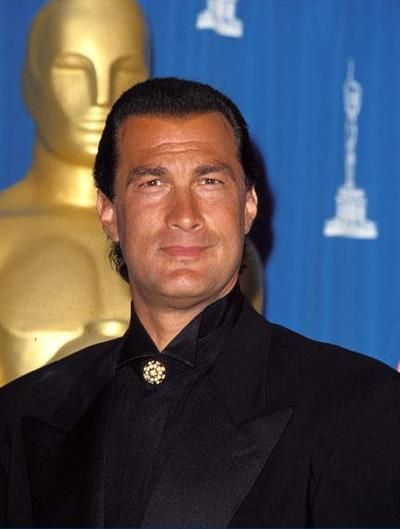 Steven Seagal photo gallery   Steven Seagal at 67TH OSCAR AWARD CEREMONY IN LOS ANGELES