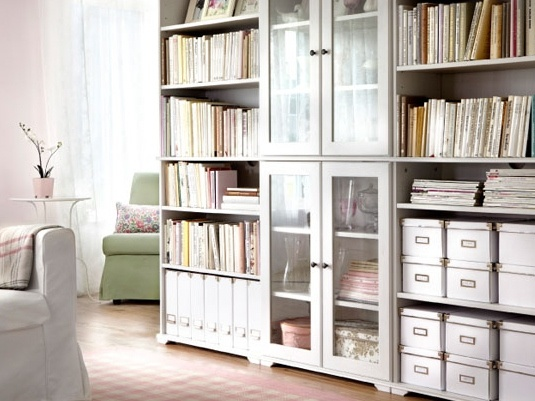 Living Room Storage Idea From Ikea