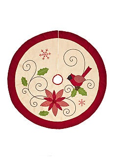 Home Accents® Cardinal Tree Skirt