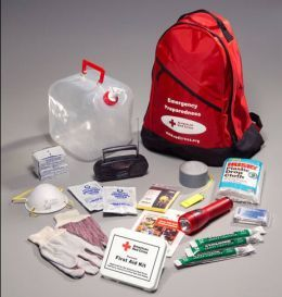 Survival Kits: Always have three kits: Work, Home & Car.  Here is a list to prepare.