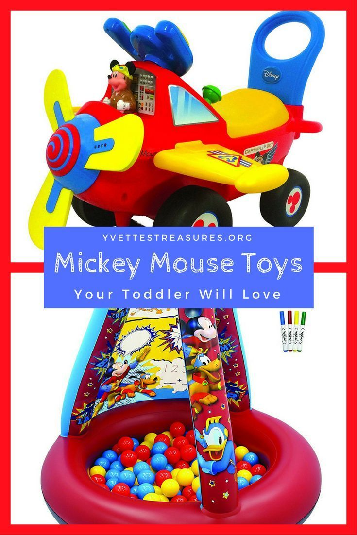 These Popular Mickey Mouse Toys For 2 Year Olds Are Amazing Mickey Mouse Toys Top Christmas Toys Learning Toys For Toddlers