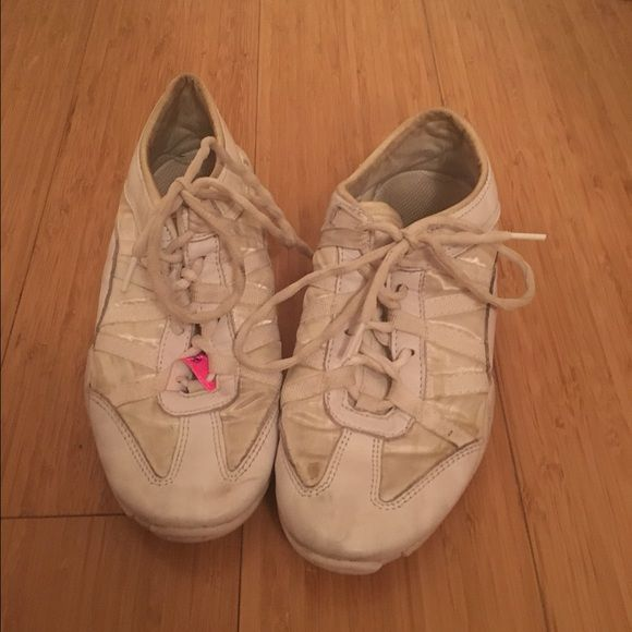 Nfinity Cheer shoes size 9 Nfinity cheer shoes size 9, only worn to competitions for one season. Shoes Athletic Shoes
