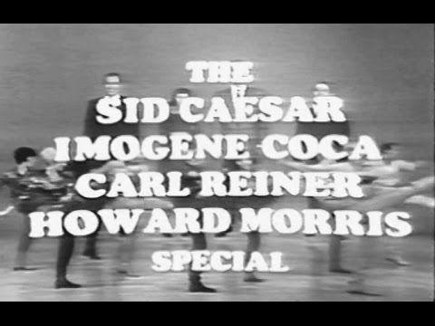 The Sid Caesar Imogene Coca Carl Reiner Howard Morris Reunion Special (A...
