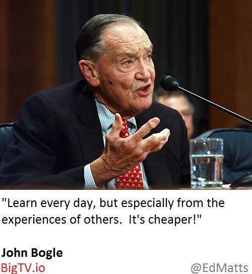 John Bogle Learn Everyday