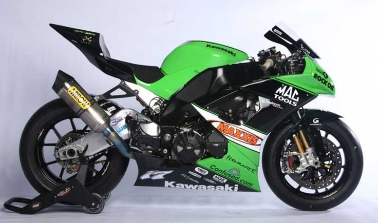 kawasaki ninja zx-10r superbike