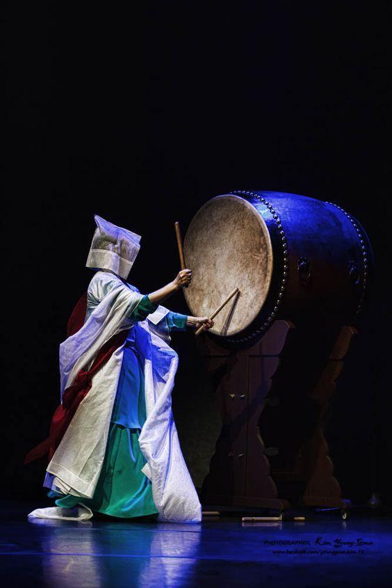 World Ethnic & Cultural Beauties, Korean Traditional Dance