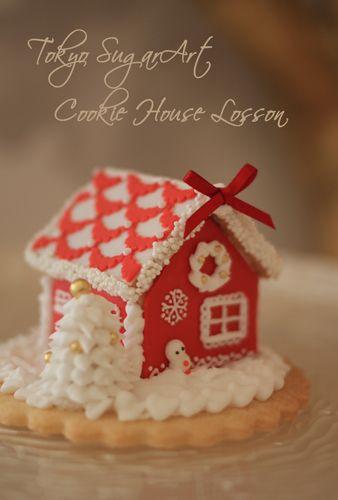 現在募集中のクリスマスレッスンご案内です❤️ の画像|アイシングクッキーとシュガークラフト 東京シュガーアートにいさちこ