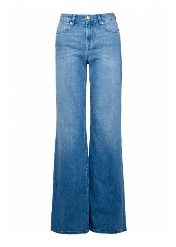 IDA Adelaide Flare Jeans in Goldies Dream