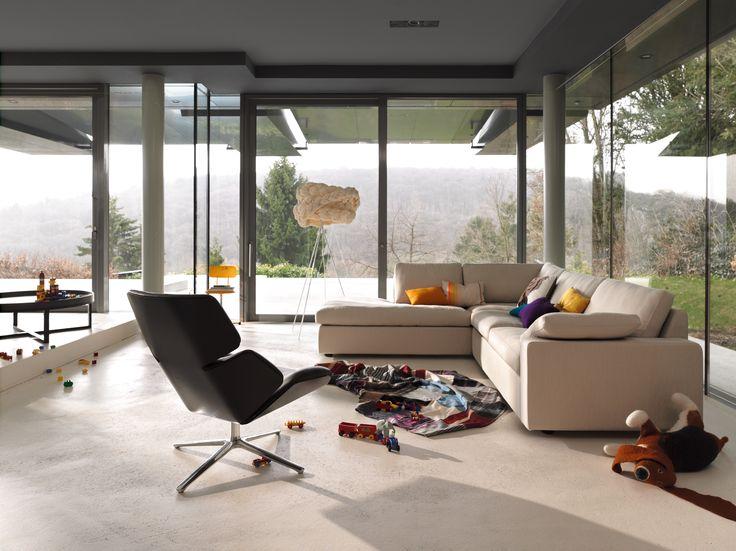 COR | Conseta · WohnenModerne Wohnzimmer DesignsSofa DesignInnenarchitekturModernes  SofaMöbel IdeenStühle Für ...