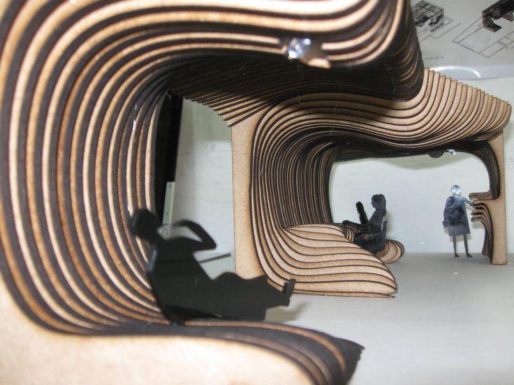 arquitectura parametrica en madera - Google Search