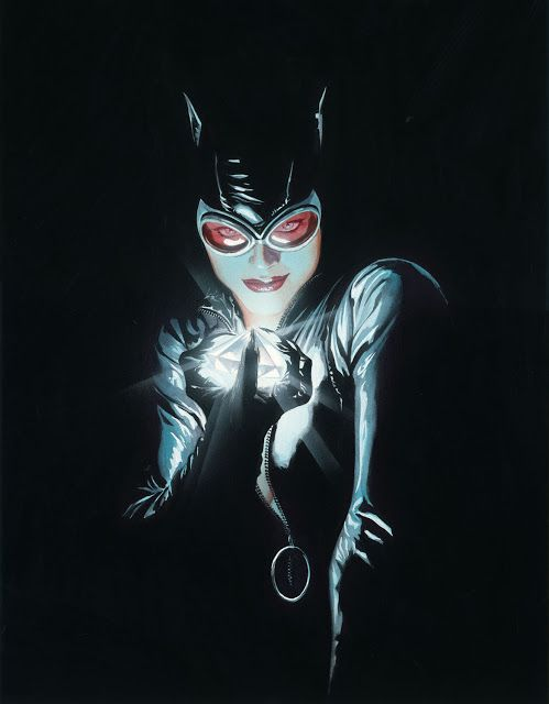 'Catwoman' by Alex Ross