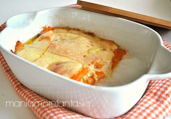 La parmigiana di zucca è un piatto veramente delizioso, il connubio con la provola affumicata risulta perfetto. Non vi resta che provarla seguendo il link.