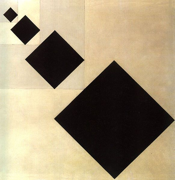 Arithmetic Composition,Theo van Doesburg (1929-1930)