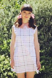 "Sweet and cute mod ""Susie Q"" Shift Dress"
