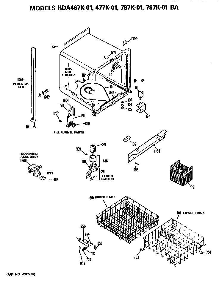 hotpoint dishwasher parts | Hotpoint Hotpoint dishwashers Parts