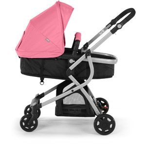 Urbini Omni Baby Infant Stroller Pram Carriage Car Seat Travel System New